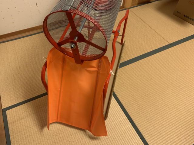 【みのる産業】回転ふるい機