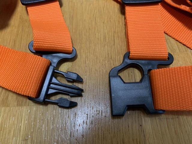 セフティー3 刈払機用肩掛バンド ダブル ワイドパット