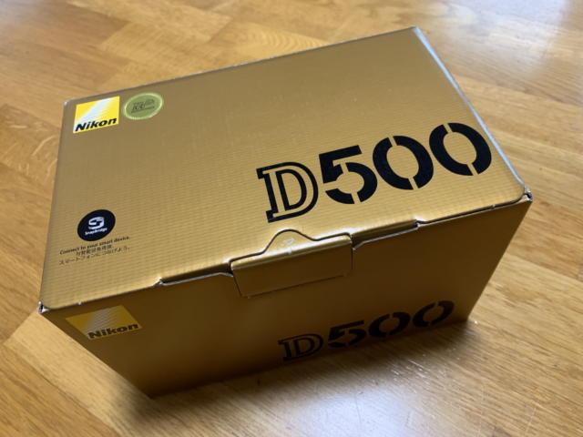 ニコン D500 ボディ