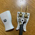 掃除機 コード修理