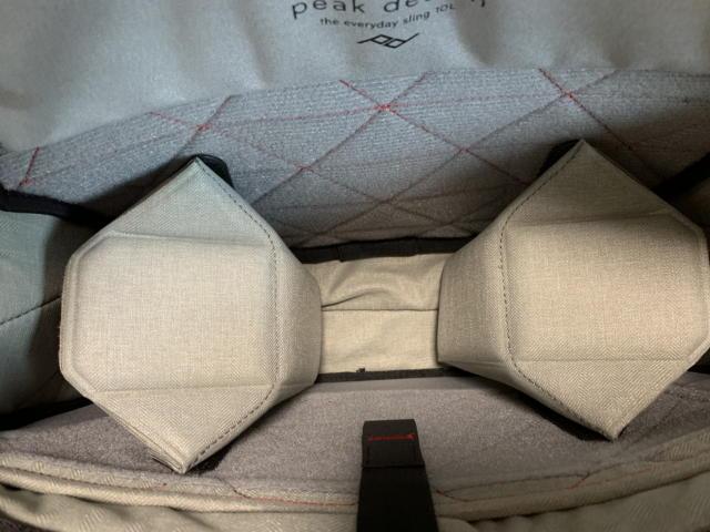 ピークデザイン スリング 10L