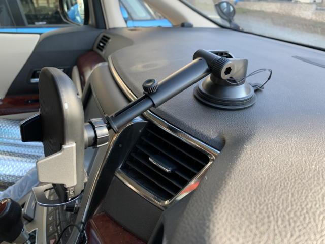 カロッツェリア ワイヤレス充電 車載ホルダー