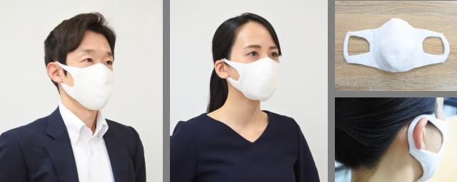 洗って使える高機能マスク