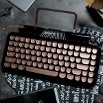 Rymek タイプライター キーボード