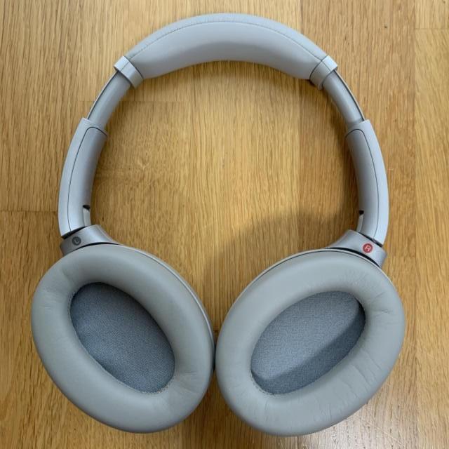 SONY ワイヤレスノイズキャンセリングステレオヘッドセット WH-1000XM3