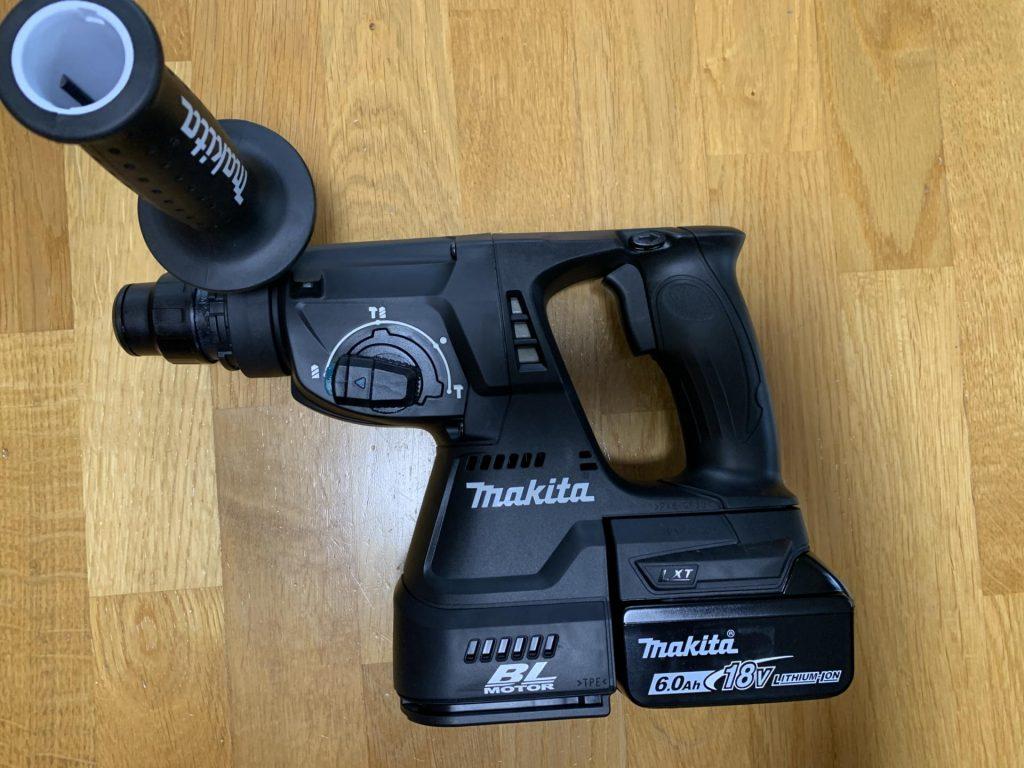 マキタ 充電式ハンマドリル HR244DRGXB