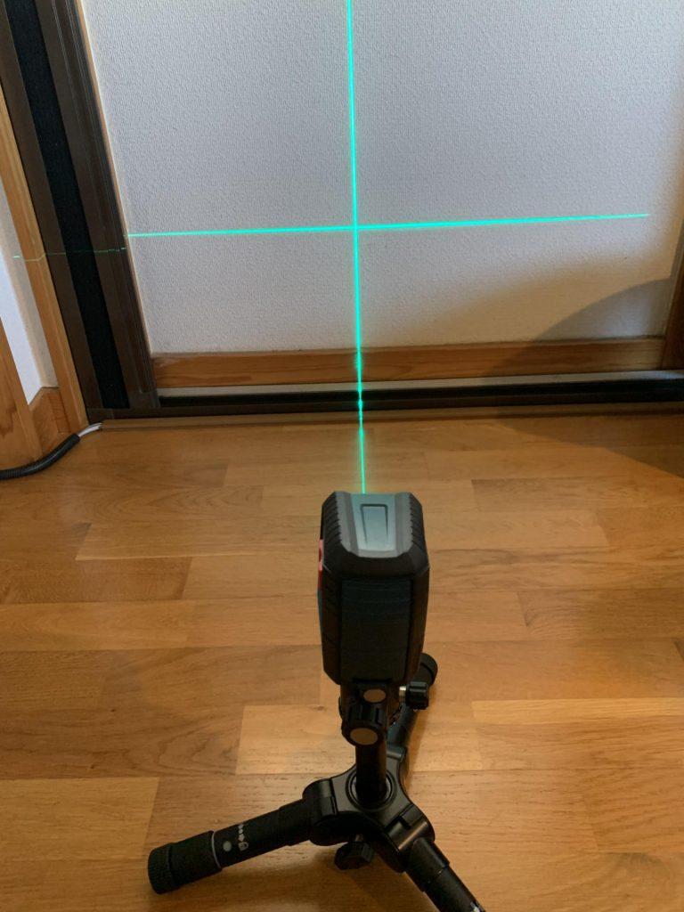 ボッシュ クロスラインレーザー GLL30G