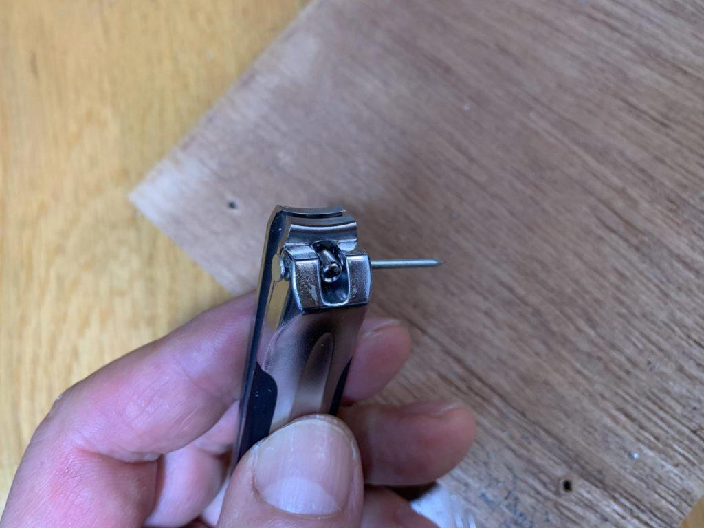 関孫六 爪切り 修理