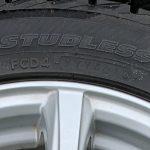 タイヤの年式